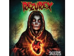 REZUREX - Skeletons (Green Vinyl) (LP)