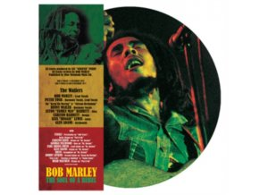 BOB MARLEY - The Soul Of A Rebel (Picture Disc) (LP)