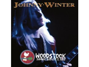 JOHNNY WINTER - The Woodstock Experience (LP)