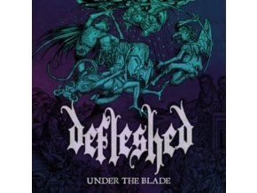 DEFLESHED - Under The Blade (LP)