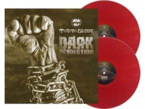 TOKYO BLADE - Dark Revolution (Red Vinyl) (LP)