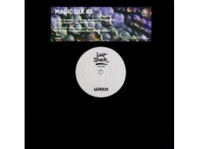 "DAS KOMPLEX & ROTCIV - Magic Silk #2 EP (12"" Vinyl)"