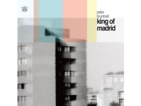 PETER BRUNTNELL - King Of Madrid (LP)