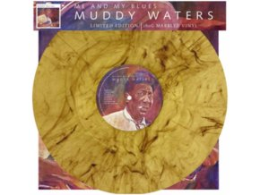 MUDDY WATERS - Me And My Blues (LP)