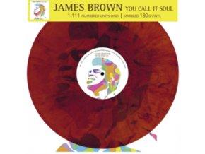JAMES BROWN - You Call It Soul (LP)