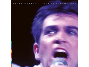 PETER GABRIEL - Live In Athens 1987 (LP)