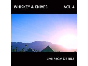 WHISKEY & KNIVES - Vol. IV - Live From De Nile (LP)