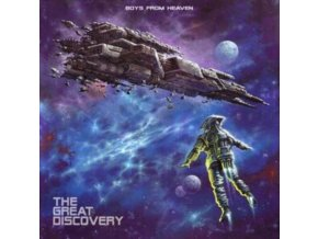 BOYS FROM HEAVEN - The Great Discovery (LP)
