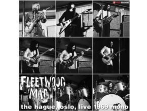 FLEETWOOD MAC - Live 1969 (Oslo & The Hague) (LP)