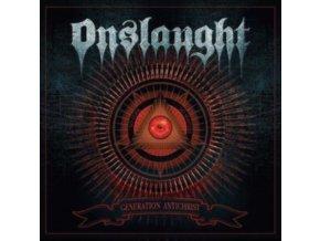 ONSLAUGHT - Generation Antichrist (Gold Vinyl) (LP)