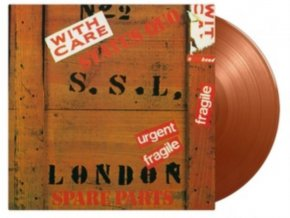 STATUS QUO - Spare Parts (Mono & Stereo) (Coloured Vinyl) (LP)