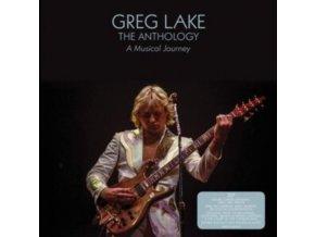 GREG LAKE - The Anthology: A Musical Journey (LP)