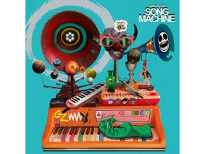 GORILLAZ - Song Machine. Season One: Strange Timez (LP)