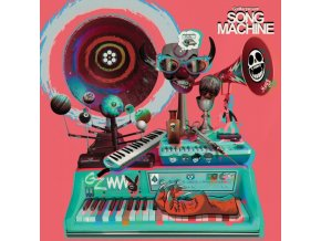 GORILLAZ - Song Machine. Season One: Strange Timez (Deluxe Edition) (LP)