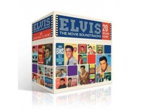 ELVIS PRESLEY - The Movie Soundtracks (CD Box Set)