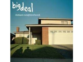 """BIG DEAL - Distant Neighborhood (7"""" Vinyl)"""