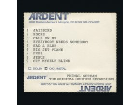 PRIMAL SCREAM - Give Out But Dont Give Up - Original (LP)