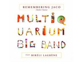 MULTIQUARIUM BIG BAND FEAT / BIRELI LAGRENE - Remembering Jaco (LP)