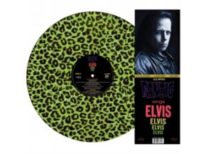 DANZIG - Sings Elvis (Green Leopard Print) (LP)