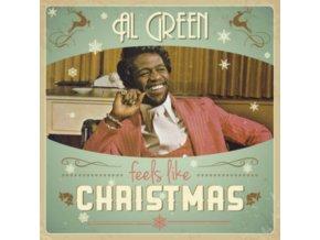 AL GREEN - Feels Like Christmas (CD)