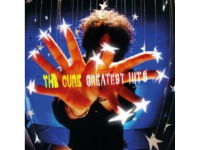 CURE - Greatest Hits (LP)