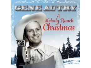 GENE AUTRY - A Melody Ranch Christmas (LP)