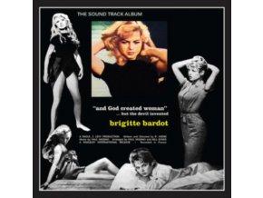 BRIGITTE BARDOT - And God Created Woman - OST (CD)