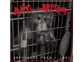ANTI SYSTEM - Anthology 1982-1986 (LP)