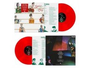 SPLIT ENZ - Dizrythmia (Red Vinyl) (LP)