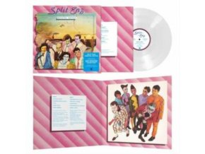SPLIT ENZ - Mental Notes (White Vinyl) (LP)