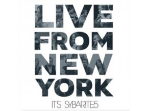 SYBARITE5 - Live From New York. Its Sybarite5 (LP)