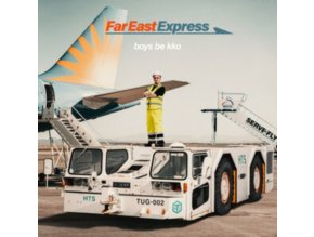 "BOYS BE KKO - Far East Express (Tunnelvision (12"" Vinyl)"