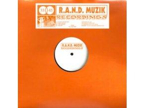 """DJ DETOX - Rm12009 (12"""" Vinyl)"""
