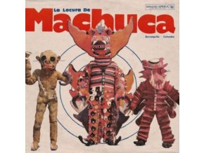 VARIOUS ARTISTS - La Locura De Machuca 1975-1980 (LP)