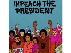 "SURE FIRE SOUL ENSEMBLE - Impeach The President (Feat. Kelly Finnigan) (7"" Vinyl)"