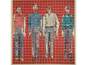 TALKING HEADS - More Songs About Buildings & Food (Translucent Red Vinyl) (Rocktober 2020) (LP)