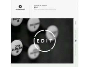 JOE MCALINDEN - Edit (LP)