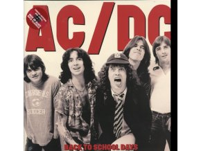 AC/DC - Back To School Days (LP)