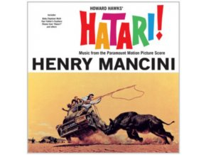 ORIGINAL SOUNDTRACK - Hatari! - OST (CD)