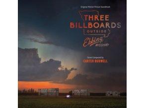 ORIGINAL SOUNDTRACK / CARTER BURWELL - Three Billboards Outside Ebbing Missouri (CD)