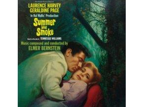 ORIGINAL SOUNDTRACK / ELMER BERNSTEIN - Summer And Smoke (CD)