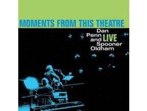 DAN PENN & SPOONER OLDHAM - Moments From This Theatre (LP)