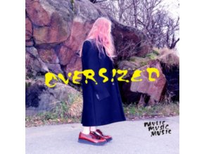 MUSICMUSICMUSIC - Oversized (LP)