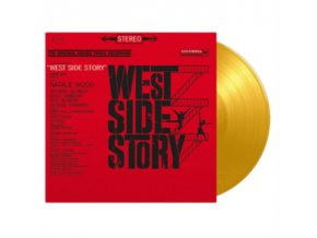 LEONARD BERNSTEIN - West Side Story - Original Soundtrack (Yellow Vinyl) (LP)