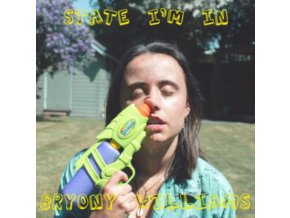 BRYONY WILLIAMS - State Im In (LP)