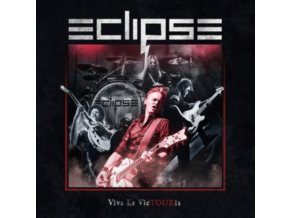 ECLIPSE - Viva La Victouria (Red/White/Blue Vinyl) (LP)
