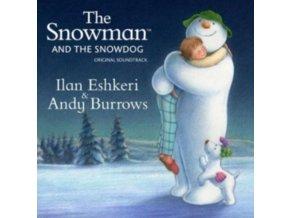 ILAN ESHKERI & ANDY BURROWS - The Snowman & The Snowdog - Ost (CD)