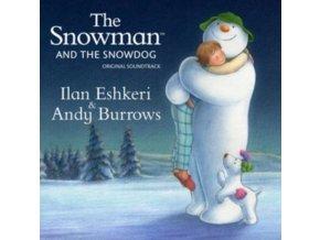 ILAN ESHKERI & ANDY BURROWS - The Snowman & The Snowdog - Ost (LP)