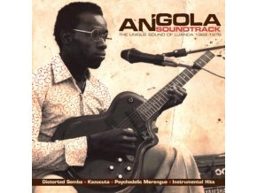 ORIGINAL SOUNDTRACK - Angola Soundtrack  Special Sounds (CD)