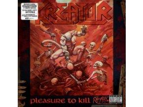 KREATOR - Pleasure To Kill (LP)